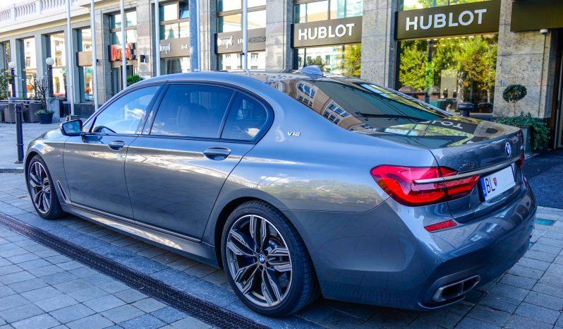 BMW M760Li xDrive V12 full