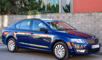 Škoda Octavia III 1.2 TSI Active Plus full