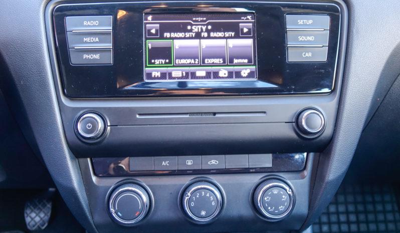 Škoda Octavia III 1.2 TSI Active Plus full