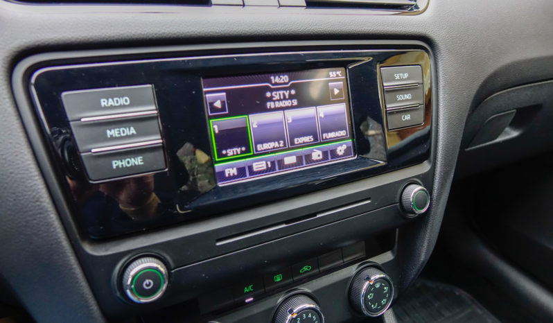 Škoda Octavia Combi III 1.2 TSI Active Plus full